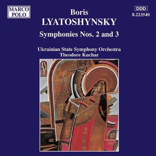 Boris LYATOSHINSKY - Page 2 5191QXBc6EL