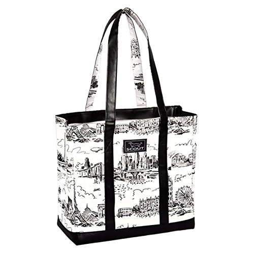 SCOUT Mini Deano Tote, Toile Aboard, 12 by 13 by 6-Inches