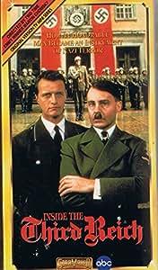 Inside the Third Reich [VHS]