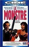 echange, troc Le Monstre [VHS]