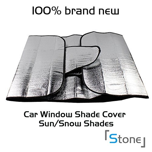 Front Rear Windshield Car Window Foldable Sun Shade Shield Cover Visor UV Block (Dodge Dart Window Decal compare prices)