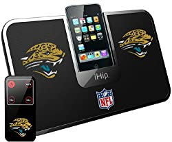 iHip Official NFL - SAN FRANCISCO 49ER s - Portable iDock Stereo Speaker with Wireless Remote NFV5000SAF