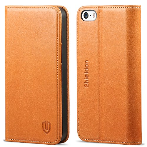 iphone-se-case-iphone-5s-case-shieldon-genuine-leather-case-wallet-case-series-slim-flip-cases-cover