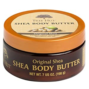 Tree Hut Shea Body Butter, Original, 7-Ounce (Pack of 3)