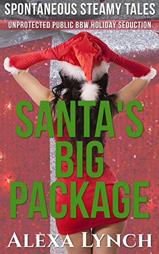 Santa's Big Package: Unprotected Public BBW Holiday Seduction (Spontaneous Steamy Tales) (Big Package compare prices)