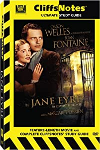 "Cover of ""Jane Eyre (Cliffs Notes Version..."