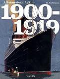 echange, troc Steven Heller - 1900-1919 : All-American Ads