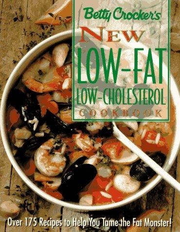 Betty Crocker's New Low-Fat, Low-Cholesterol Cookbook (Betty Crocker Home Library) PDF