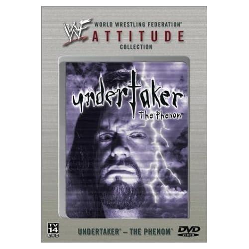 Undertaker - The Phenom - DVD 5191XF6YBWL._SS500_