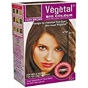 Vegetal Bio Hair Colour 150gm (Dark Brown)