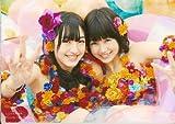 AKB48 公式生写真 さよならクロール 店舗特典 とらのあな 【田島芽瑠、朝長美桜】