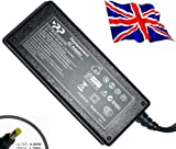 Replacement Laptop AC Adapter 18.5v 3.5a (4.8 x 1.7mm Tip) Fits HP Compaq EVO Armada Presario E300 E500 E7000 M300 M700 V300 N110 N150 N200 N400C N410C N600 N620 N800 N1020V N1050V 2200 2800 B1000 B2000 B3000 C300 C500 C700 F700 F500 NC4000 NC4010 N4200
