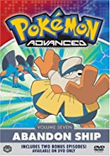 Pokemon Advanced Vol 7 - Abandon Ship