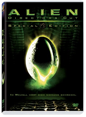 Alien - Director's Cut (Special Edition, 2 DVDs)