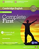 Complete First for Spanish Speakers Student's Book with Answers with CD-ROM