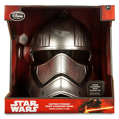 Captain Phasma Voice Changing Mask