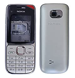 Nokia C2-01 Replacement Body Housing Front & Back Original Panel - Golden