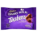 Cadbury Dairy Milk Tasters Standard Bag (Pack of 36)