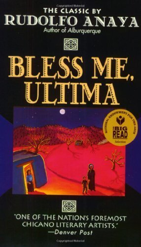 "an analysis of the characters in bless me ultima a novel by rodolfo anaya This review has been hidden because it contains spoilers  in the novel ""bless  me, ultima"" by rudolfo anaya, one of the main character, ultima is accused."