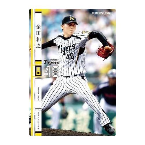 オーナーズリーグ19 白カード NW 金田和之 阪神タイガース