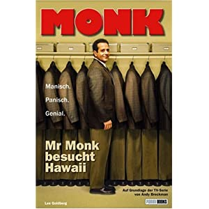 Monk, Bd. 2: Mr Monk besucht Hawaii
