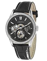 Armand Nicolet L08 Men's Manual Watch 9620D-NR-P713NR2