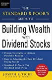 img - for By Joseph Tigue The Standard & Poor's Guide to Building Wealth with Dividend Stocks (Standard & Poor's Guide to) (1st Frist Edition) [Hardcover] book / textbook / text book