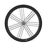 [ノーブランド品] 50mm 道路自転車 カーボン G3 管状ホイール 700 c 軽量自転車用カーボン ホイール シマノ …