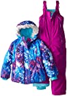 ZeroXposur Little Girls'  Jeanne Snowsuit Set