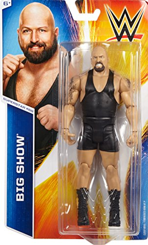 Mattel CJC57 WWE Superstar 58 Big Show Figure, 6-Inch - 1