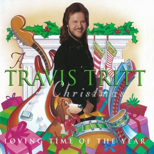 TRAVIS TRITT - A Travis Tritt Christmas A Loving Time Of Year - Zortam Music