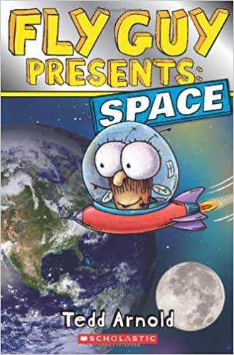 Fly Guy Presents: Space (Scholastic Reader, Level 2): Tedd Arnold: 9780545564922: : Books