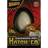 Hatching Dinosaur Egg (Tamaño: 1 PACK)