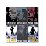 Patricia Briggs Patricia Briggs Collection 6 Books Set, (Cry Wolf, Hunting Ground, Iron Kissed, Bone Crossed, Blood Bound and Moon Called)