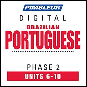 Port (Braz) Phase 2, Unit 06-10 Audiobook