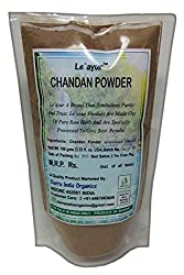 Leayur Chandan (Sandalwood) Powder 100 Gms