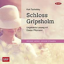 Schloss Gripsholm Hörbuch von Kurt Tucholsky Gesprochen von: Günter Pfitzmann