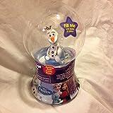 Disney Frozen Olaf Bubble Bath Glitter Globe