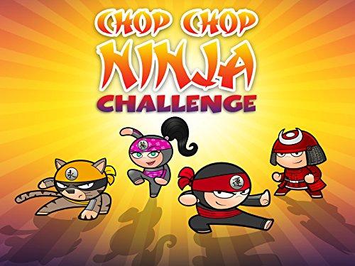 Chop Chop Ninja Challenge (no dialogue) - Season 1