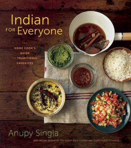 Indian for Everyone: The Home Cook's Guide to Traditional Favorites (South Indian Cooking compare prices)