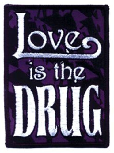 Application Love is The Drug Patch