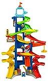 Mattel Fisher-Price BGC34 - Little People Hochhausrennbahn,...