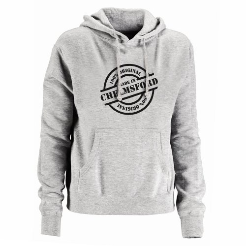 Made In Chelmsford Mens Hoodie, Size Large