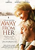 Away From Her (2006) PG-13 DVD