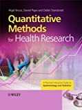 img - for Quantitative Methods for Health Research: A Practical Interactive Guide to Epidemiology and Statistics By Nigel Bruce, Daniel Pope, Debbi Stanistreet book / textbook / text book