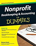 img - for Nonprofit Bookkeeping & Accounting for Dummies   [NONPROFIT BOOKKEEPING & ACCOUN] [Paperback] book / textbook / text book