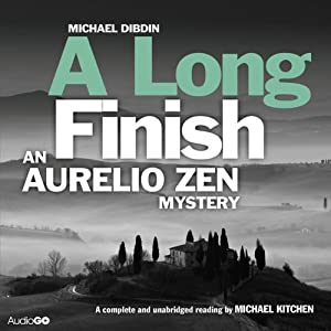 A Long Finish: An Aurelio Zen Mystery | [Michael Dibdin]