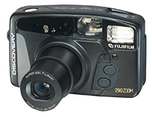 Fujifilm Discovery 290 38-90mm Zoom Date 35mm Camera