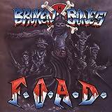 Broken Bones F.O.A.D CD