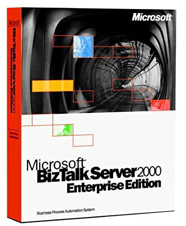 Microsoft BizTalk Server Enterprise 2000